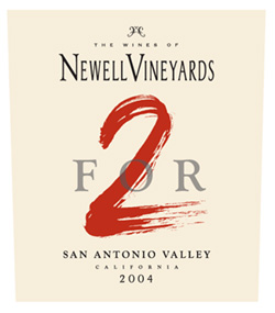 Newell Vineyards - For 2